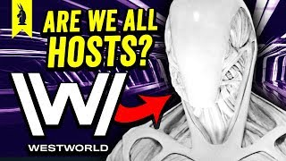 Are We All Just Hosts? – Unraveling Westworld Season 2 Episode 1 – Wisecrack Quick Take