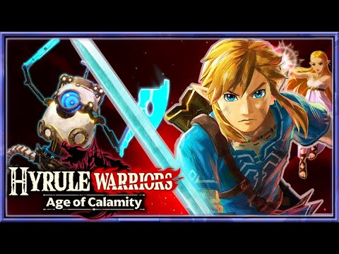 Hyrule Warriors Age Of Calamity Challenges 9 Terrako Quests Part 1 Nintendo Switch Youtube