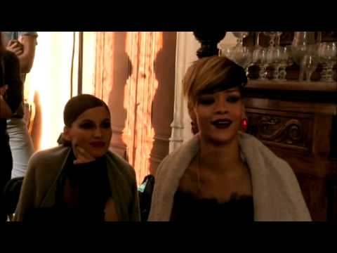 Rihanna-Te Amo(Making Of)