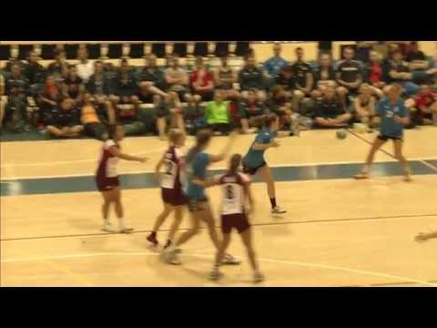 Australian Handball Championships 2014 - Women Final NSW v QLD