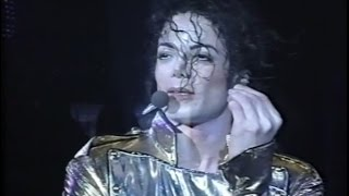 Michael Jackson - Stranger In Moscow Live In Brunei 1996 (HIStory Tour)
