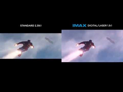 Avengers: Infinity War – IMAX TRAILER vs REGULAR TRAILER