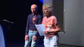 Glenn and Lee Perry | US Float Tank Association - Float Conference 2015