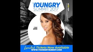 YOUNGRY™ SUMMIT 2017 SPEAKER LISA SONG Sutton