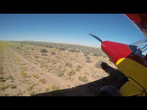 Utah Backcountry Flying - Horseshoe Canyon