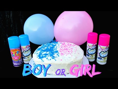 BABY GENDER REVEAL WITH A SURPRISE ENDING! BABY BOY OR BABY GIRL?