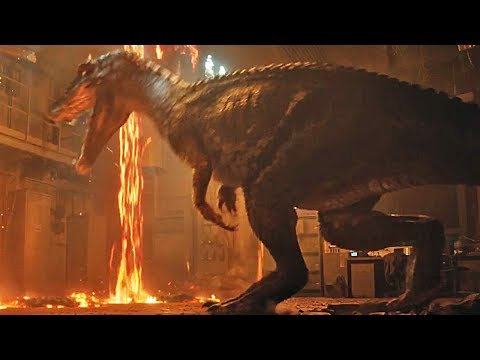 Download Youtube: Jurassic World 2: Fallen Kingdom - Life Finds a Way | official trailer teaser #5 (2018)