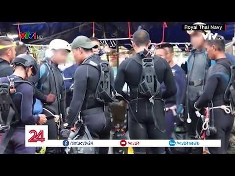 Toàn cảnh phương án giải cứu đội bóng đá thiếu niên Thái Lan - Tin Tức VTV24