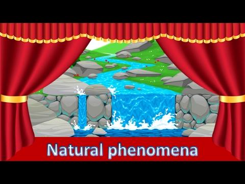 Natural phenomena