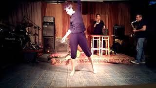 Free-improv set 17-09-2018 .Music - W.B.B.B.Dance - Irina Avdeyeva.Part 2