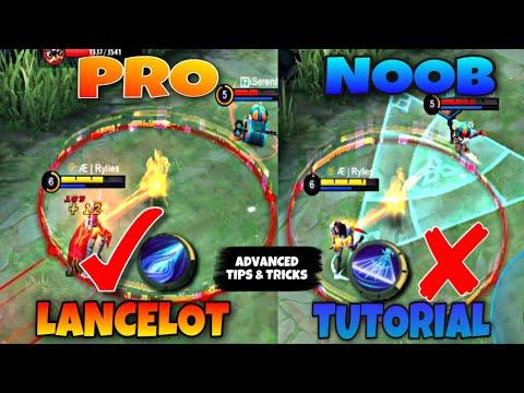 PRO LANCELOT TUTORIAL 2021 | Pro Guide | Tips & Tricks Mobile Legends