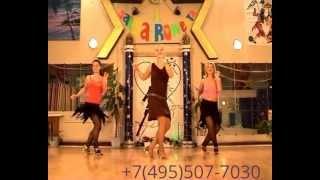 Сальса танец. Соло латина. Урок 5.