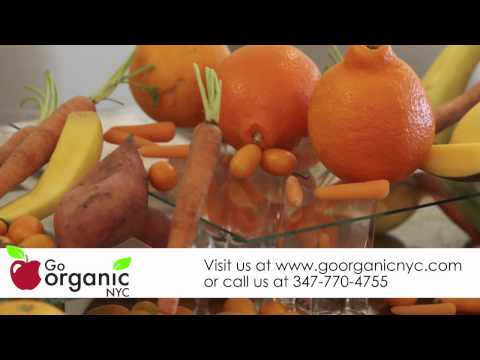 Go Organic NYC | Organic Foods in Long Island City