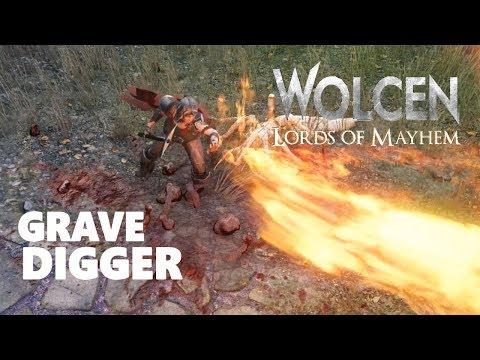 WOLCEN Lords of Mayhem Gameplay GraveDigger (No Commentary) |