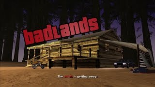 "Ways to fail mission #28 in GTA San Andreas - ""Badlands"""