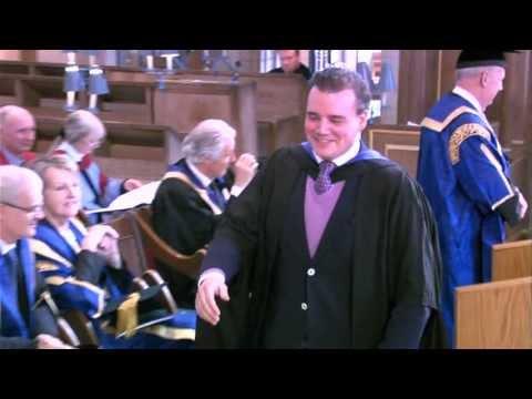 University of Surrey Graduation Ceremony F-3 12/04/2013