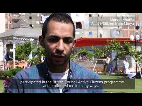 Active Citizens National Social Action Project - Different and Equal training camp, Alexandria