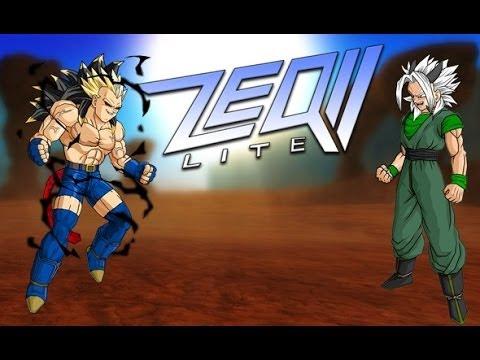 Zeq2 lite Fusion Rigor...