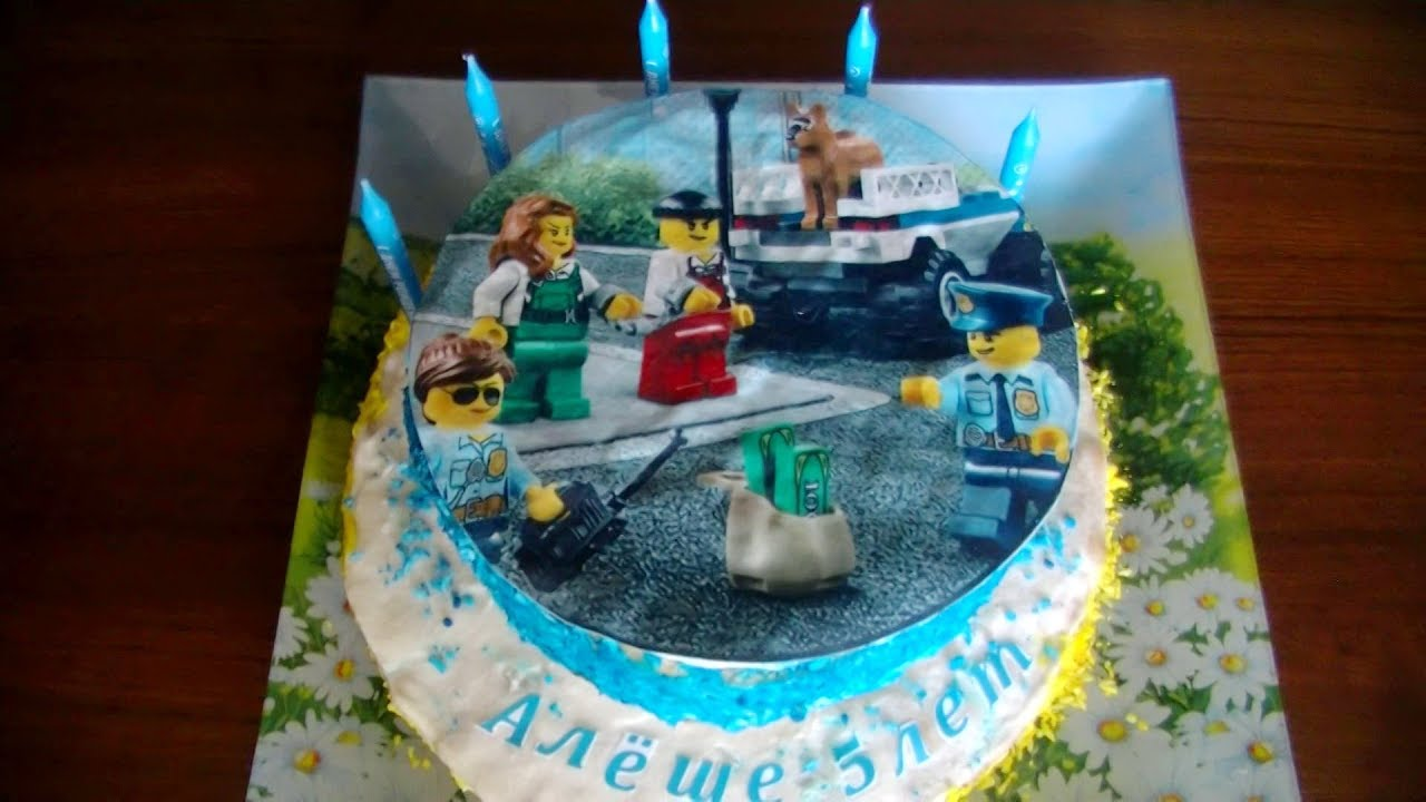 торт для детей 5 лет с рецептом