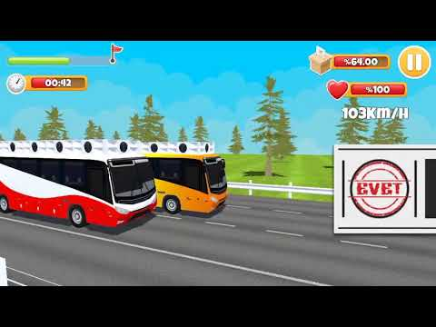Seçim Oyunu - Otobüs Yarışı Trailer