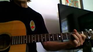 Guitar Corner by Randy: My Back Pages, Byrds vers, example strum