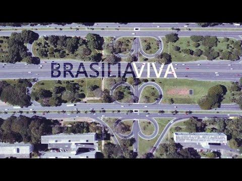 BRASÍLIA VIVA - Brasília é viva porque pulsa!