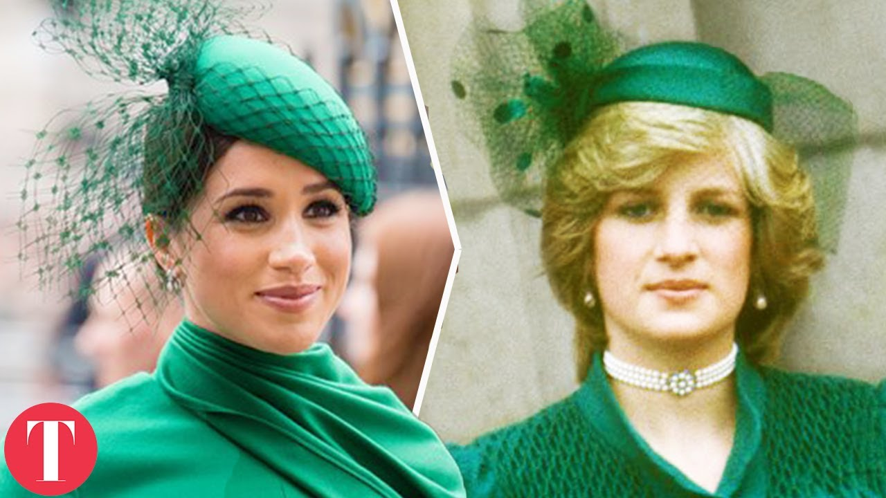 How Meghan Markle Is Following In Princess Diana's Footsteps