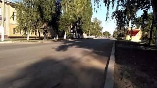 Велоспорт Ульяновск Пугачев пролог финиш