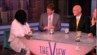 Whoopi Goldberg Grill Zimmerman Defense Lawyers on The View