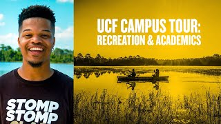 UCF Campus Tour: Recreation & Academics