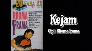 Video Kejam - Karaoke Karya Cipta Rhoma Irama download MP3, 3GP, MP4, WEBM, AVI, FLV Agustus 2018