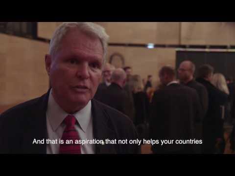 Urban planning guru Larry Beasley on the Nordic Built Cities Challenge
