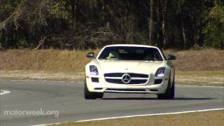 Road Test: Mercedes-Benz SLS AMG Roadster
