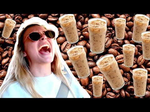 WHAT HAPPENS WHEN YOU DRINK 10 COFFEES IN ONE DAY