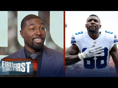 Greg Jennings explains why Dez signing with the G-Men would be 'interesting' | FIRST THINGS FIRST