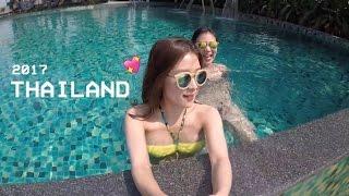 2017 태국 여행 브이로그 THAILAND TRAVEL VLOG | JENNI젠이