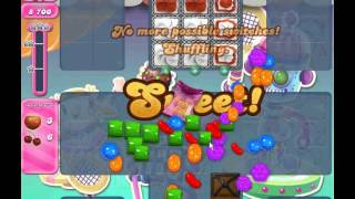 Candy Crush Saga - level 1213 (No boosters)