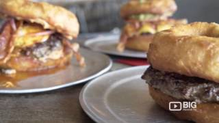 Gourdough a Restaurants in Austin serving Gourmet and Doughnuts
