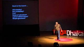 Hacking Software Piracy in Developing Countries: Prabeer Sarkar at TEDxDhaka