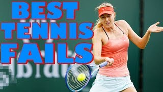 Best Tennis Fails | Funny Sport Fails