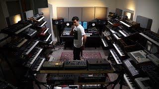 Principleasure In His Studio (Electronic Beats TV)