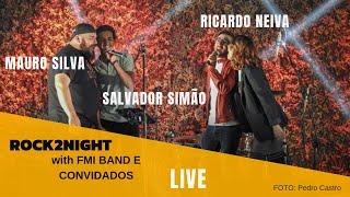 Baixar FMI ao vivo com Salvador Simão, Ricardo Neiva e Mauro Silva
