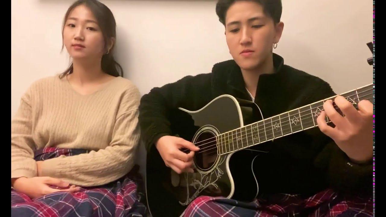 가리워진 길 (cover) Haesoo Ko&Haeeun Ko  동생 해은이랑 같이 불렀어요!