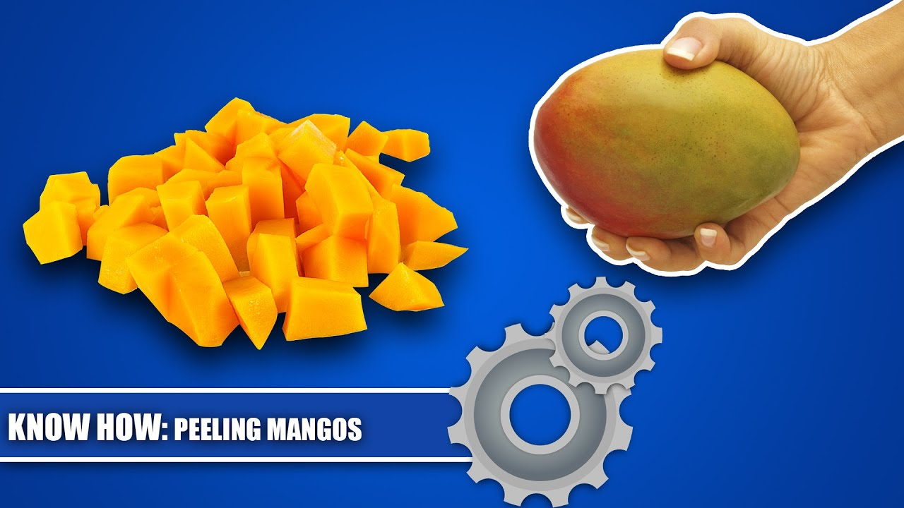 Know How: How To Peel Mango Easily And Quickly