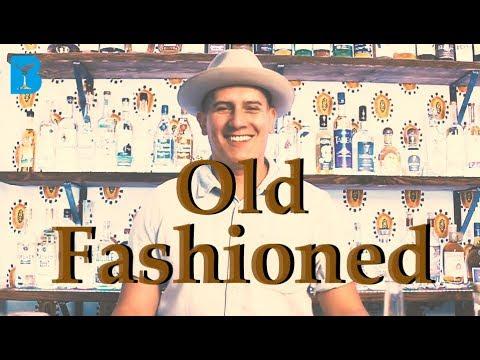 """How Do I Make An Old Fashioned?"""