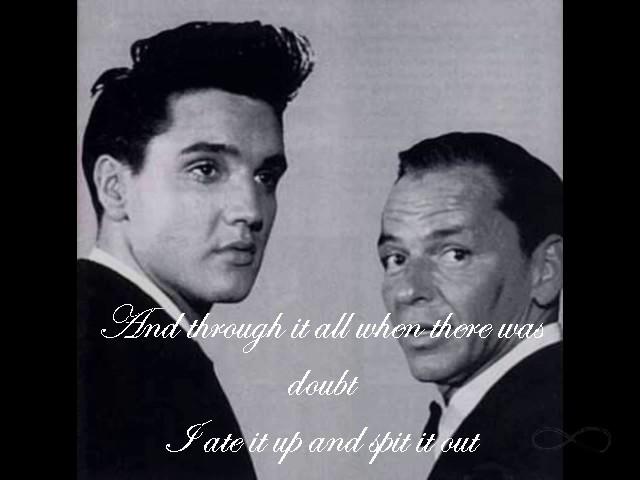 GQGeorge - My Way (Frank Sinatra, Elvis Presley)