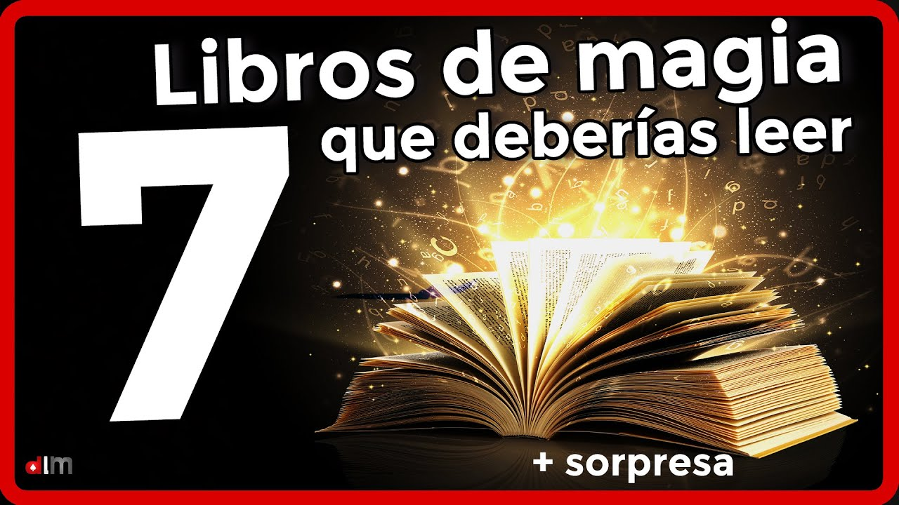 Miss You Libro 7 Libros De Magia Que Deberias Leer Youtube