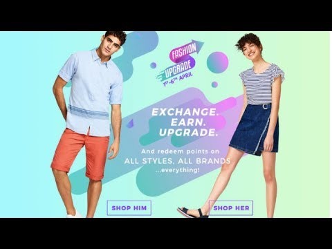 Myntra Fashion Upgrade - How it works ? || Exchange & Earn