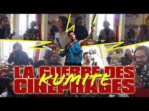 LA GUERRE DES CINÉPHAGES KUMITE - Persos en CGI, Adaptations de Série TV, Erreurs de Casting...