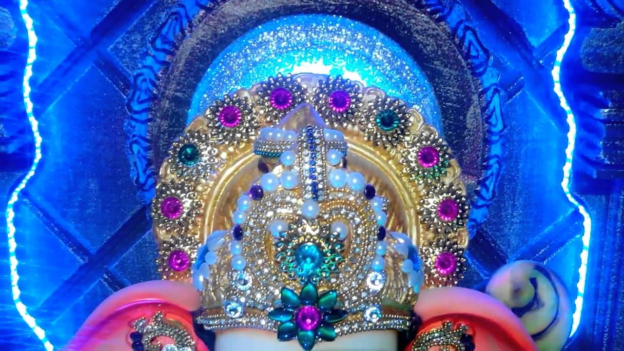 Ganpati Decoration 2014